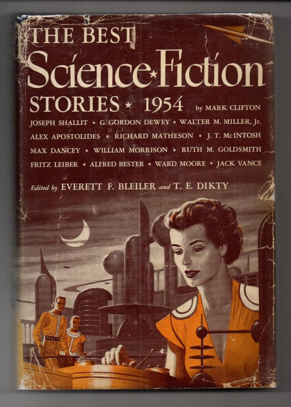 The Best Science-Fiction Stories: 1954 by Bleiler & Dikty