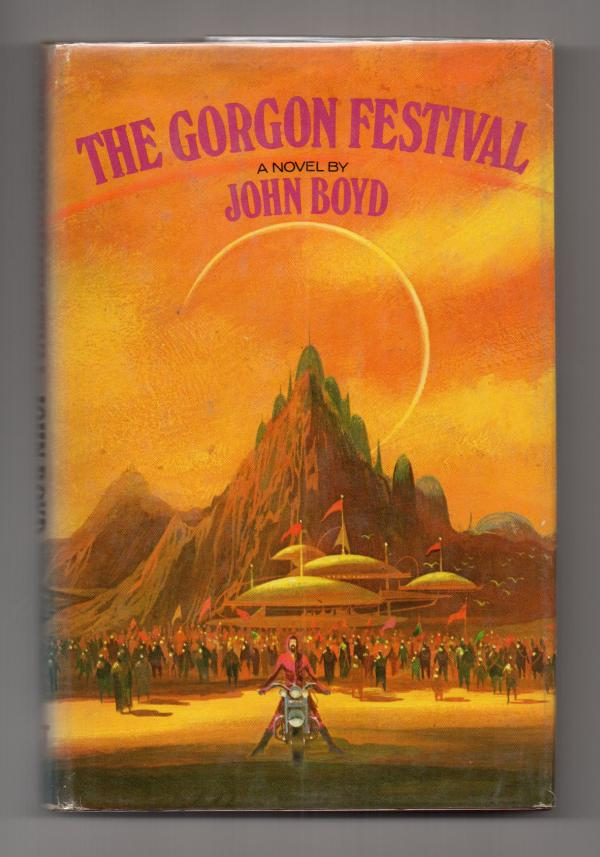 The Gorgon Festival by John Boyd (First Edition)