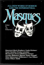 Masques by J.N. Williamson
