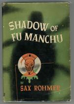Shadow of Fu Manchu by Sax Rohmer
