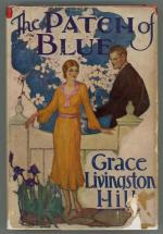 The Patch of Blue by Grace Livingston Hill